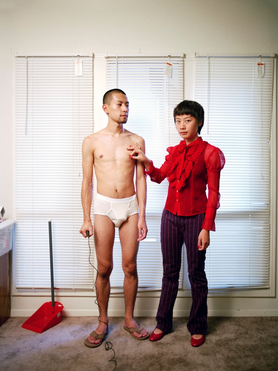 Relationship works best when each partner knows the best place, from 'Experimental Relationship' Project, Photo Courtesy of Pixy Liao, (c) Pixy Liao